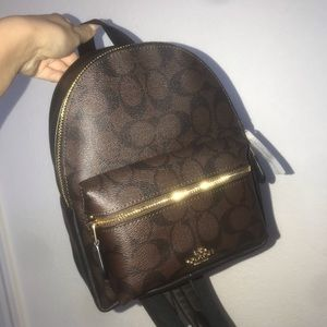 Mini Coach Backpack. Brand new with tags.